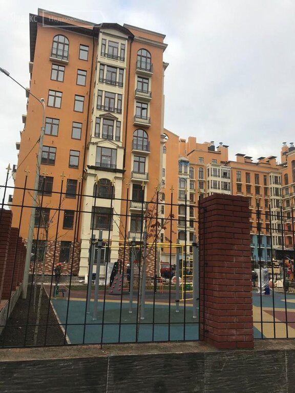 Продажа однокомнатной квартиры деревня Сабурово, метро Пятницкое шоссе, цена 4100000 рублей, 2021 год объявление №576672 на megabaz.ru