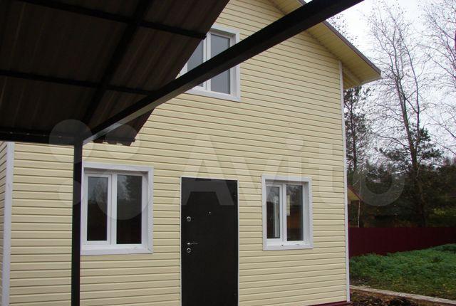 Продажа дома деревня Сорокино, цена 1435000 рублей, 2021 год объявление №421138 на megabaz.ru