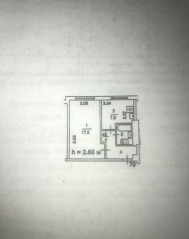 Продажа однокомнатной квартиры Москва, метро Южная, Сумской проезд 31к2, цена 6700000 рублей, 2021 год объявление №490844 на megabaz.ru