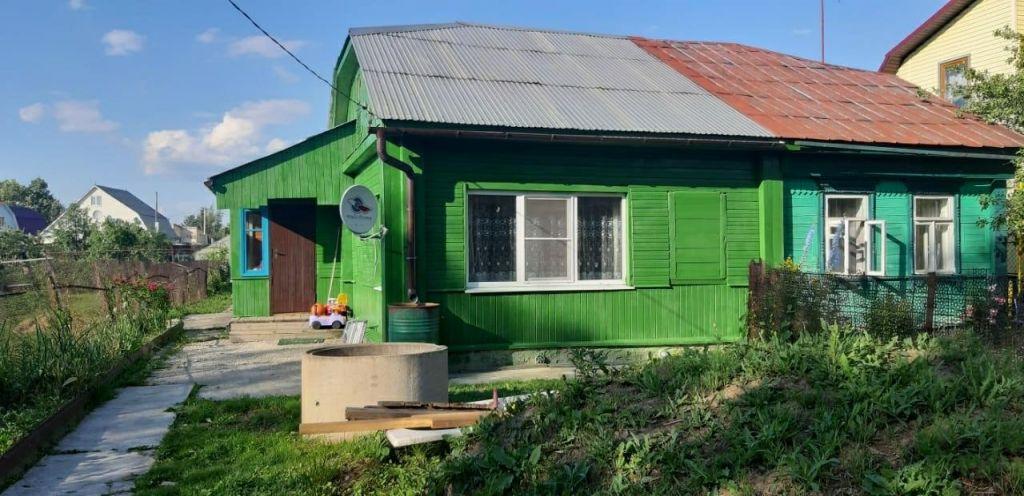 Продажа дома рабочий посёлок Столбовая, цена 3850000 рублей, 2021 год объявление №443881 на megabaz.ru