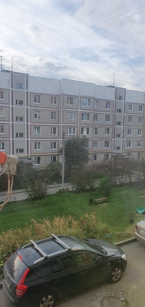 Продажа однокомнатной квартиры поселок Любучаны, Спортивная улица 17, цена 3050000 рублей, 2020 год объявление №496629 на megabaz.ru