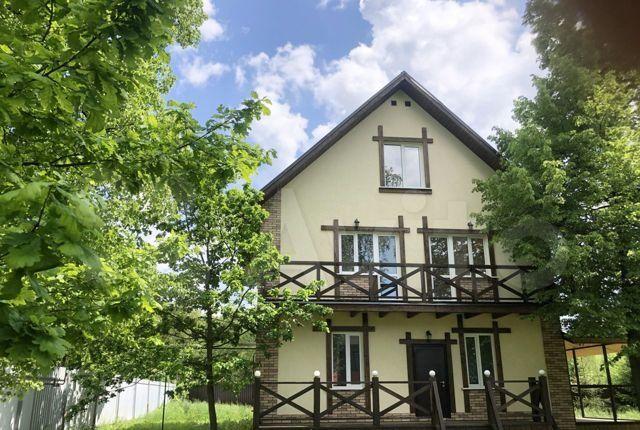 Продажа дома поселок Любучаны, Лесная улица, цена 11500000 рублей, 2021 год объявление №532376 на megabaz.ru