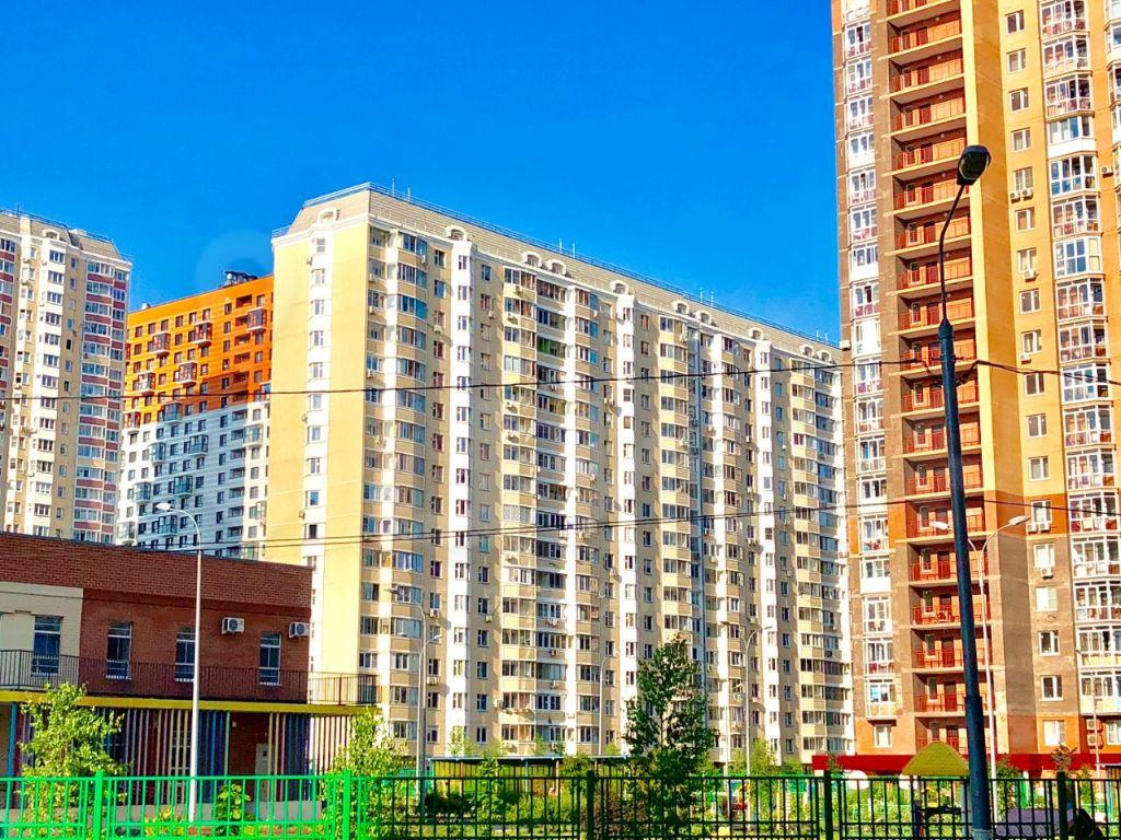 Продажа однокомнатной квартиры Москва, метро Улица Старокачаловская, цена 5150000 рублей, 2020 год объявление №492521 на megabaz.ru