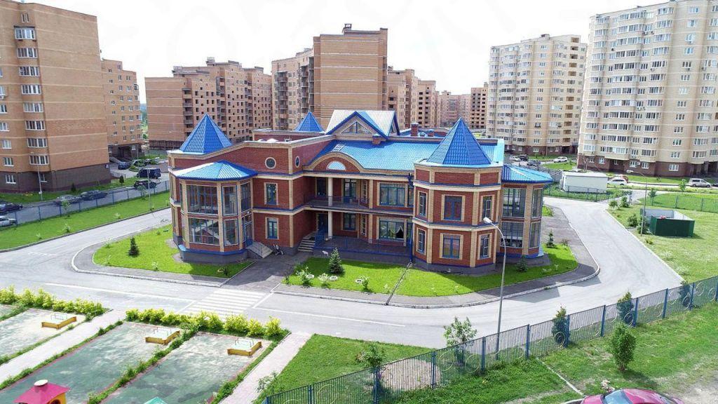 Продажа однокомнатной квартиры село Рождествено, Сиреневый бульвар, цена 4400000 рублей, 2021 год объявление №467790 на megabaz.ru