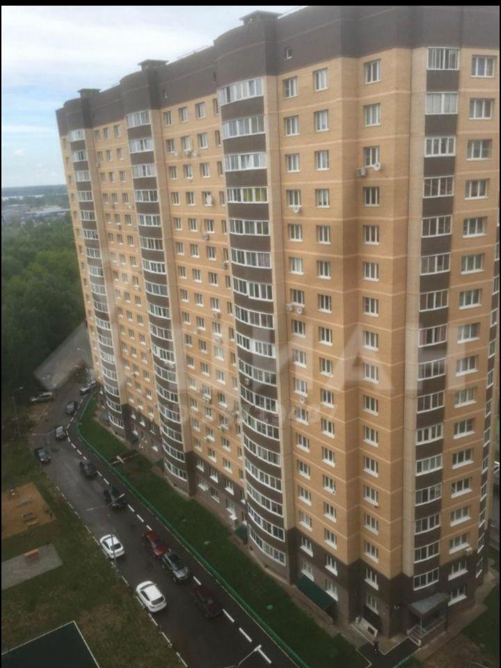 Продажа однокомнатной квартиры поселок Мебельной фабрики, метро Медведково, Заречная улица 1, цена 2700000 рублей, 2020 год объявление №491151 на megabaz.ru