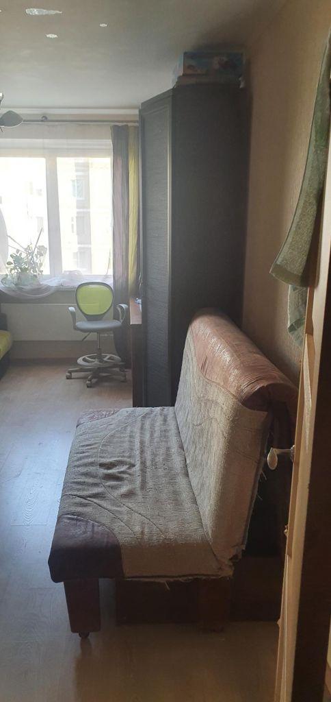 Продажа однокомнатной квартиры поселок Любучаны, Спортивная улица 17, цена 3050000 рублей, 2021 год объявление №496629 на megabaz.ru
