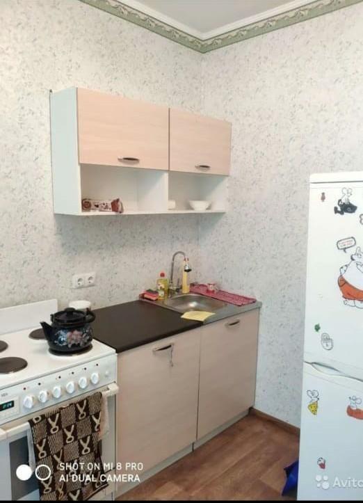 Аренда однокомнатной квартиры поселок Аничково, цена 15000 рублей, 2021 год объявление №1200915 на megabaz.ru