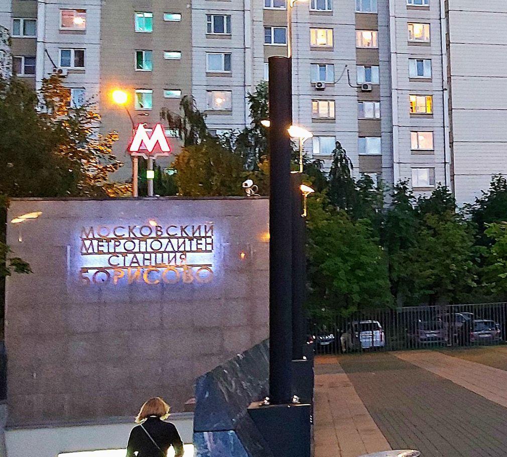 Продажа студии Москва, метро Борисово, улица Борисовские Пруды 16к2, цена 3900000 рублей, 2020 год объявление №499862 на megabaz.ru