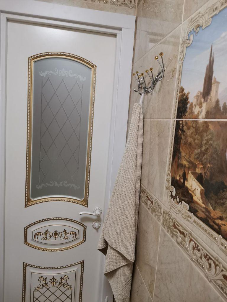 Продажа трёхкомнатной квартиры поселок Мещерское, цена 3700000 рублей, 2021 год объявление №498404 на megabaz.ru