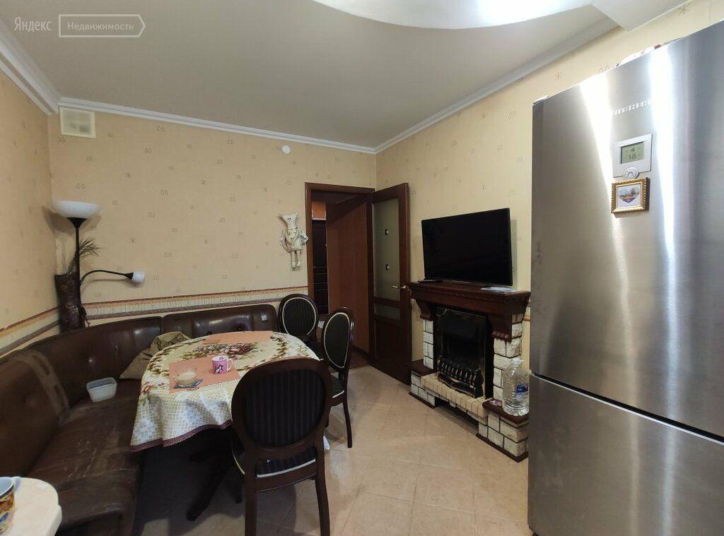 Продажа двухкомнатной квартиры Лыткарино, Первомайская улица 23, цена 6400000 рублей, 2021 год объявление №517655 на megabaz.ru