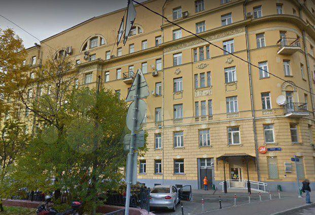 Продажа трёхкомнатной квартиры Москва, метро Менделеевская, площадь Борьбы 15, цена 47700000 рублей, 2021 год объявление №550048 на megabaz.ru