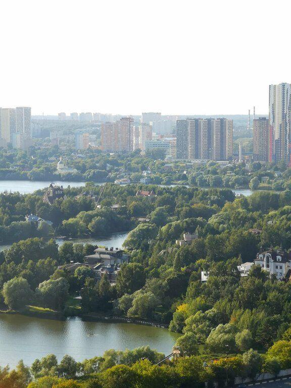 Аренда однокомнатной квартиры деревня Раздоры, метро Строгино, цена 37000 рублей, 2021 год объявление №1204378 на megabaz.ru