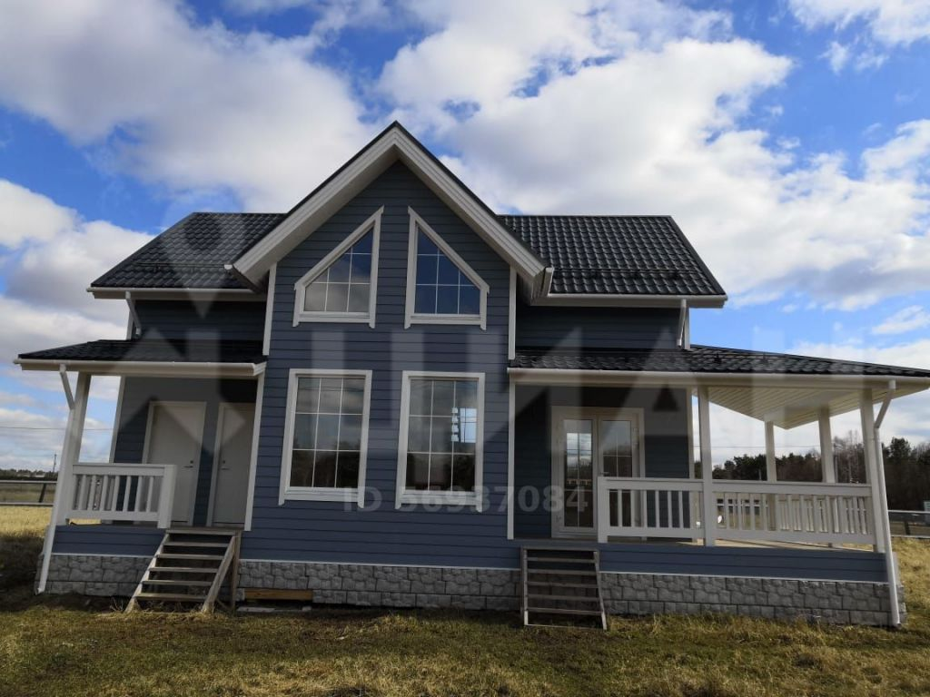Продажа дома село Семеновское, цена 5500000 рублей, 2020 год объявление №479534 на megabaz.ru