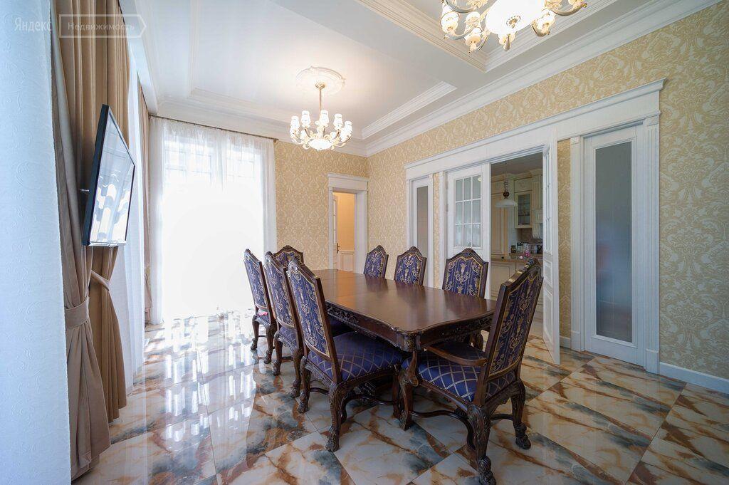 Продажа дома поселок Мещерино, метро Домодедовская, цена 67000000 рублей, 2021 год объявление №492085 на megabaz.ru