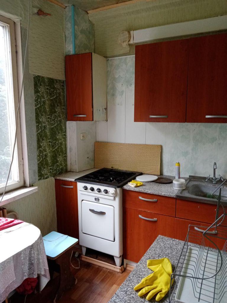 Аренда двухкомнатной квартиры Коломна, улица Калинина 34А, цена 10000 рублей, 2020 год объявление №1218552 на megabaz.ru