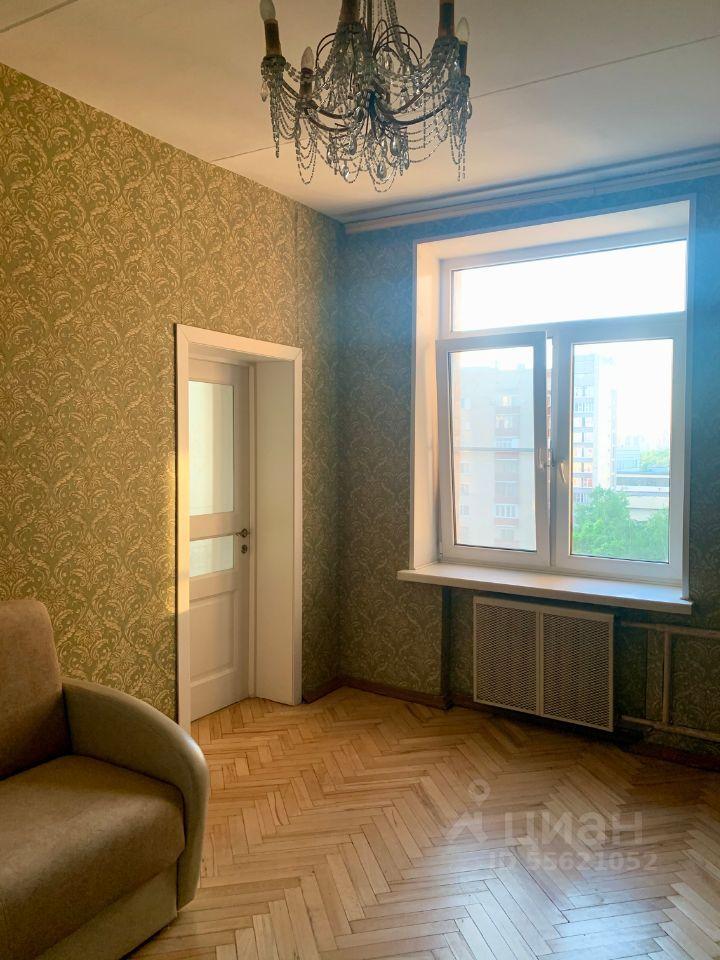 Продажа двухкомнатной квартиры Москва, метро Семеновская, Щербаковская улица 16, цена 16600000 рублей, 2021 год объявление №636272 на megabaz.ru