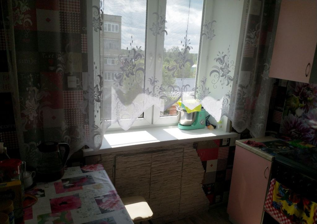 Продажа однокомнатной квартиры поселок Авсюнино, улица Ленина 16, цена 1500000 рублей, 2020 год объявление №409525 на megabaz.ru