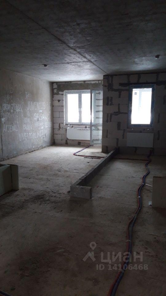 Продажа двухкомнатной квартиры деревня Пирогово, улица Ильинского 4к2, цена 5700000 рублей, 2021 год объявление №643391 на megabaz.ru