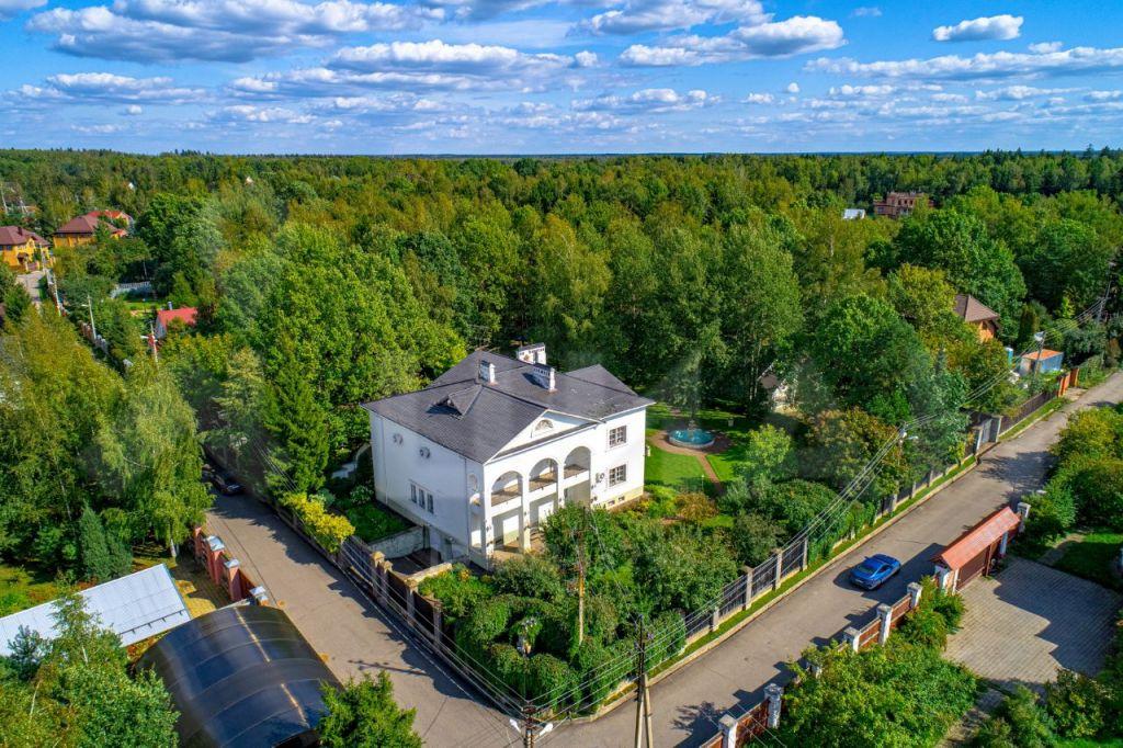 Продажа дома деревня Новоглаголево, 2-й Зелёный проезд 52, цена 85000000 рублей, 2020 год объявление №401116 на megabaz.ru