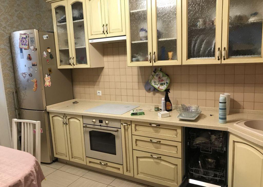 Продажа однокомнатной квартиры Химки, Центральная улица 6к2, цена 5499000 рублей, 2020 год объявление №510120 на megabaz.ru