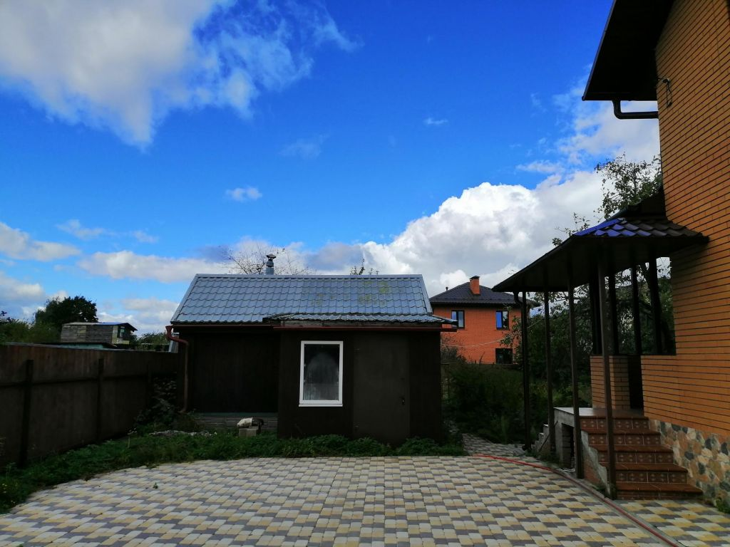 Продажа дома Кашира, Крестьянская улица 2, цена 11000000 рублей, 2020 год объявление №502185 на megabaz.ru