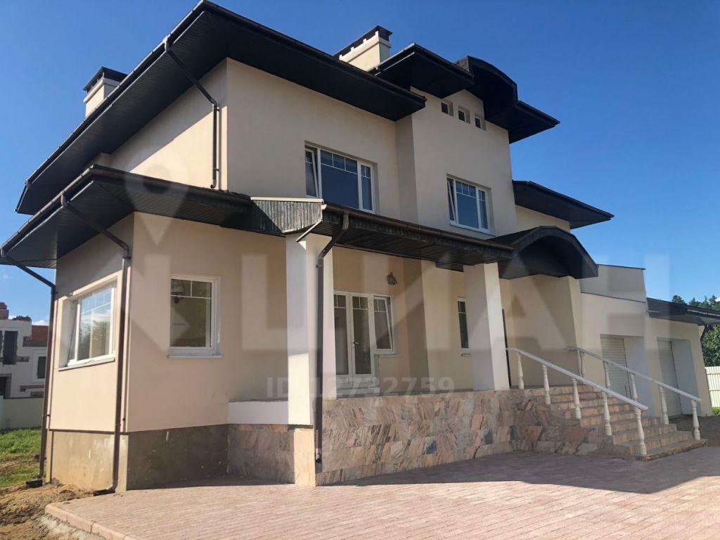 Продажа дома село Успенское, Рублёво-Успенское шоссе, цена 42000000 рублей, 2020 год объявление №398976 на megabaz.ru