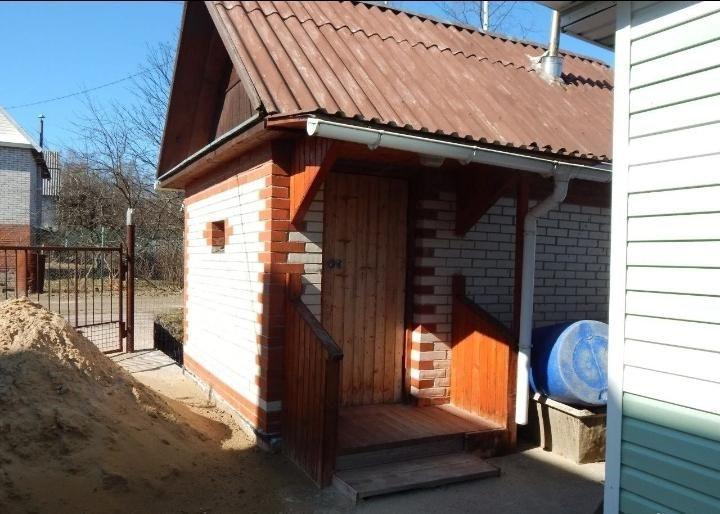 Продажа дома село Домодедово, Песчаная улица 10, цена 275000 рублей, 2020 год объявление №494194 на megabaz.ru
