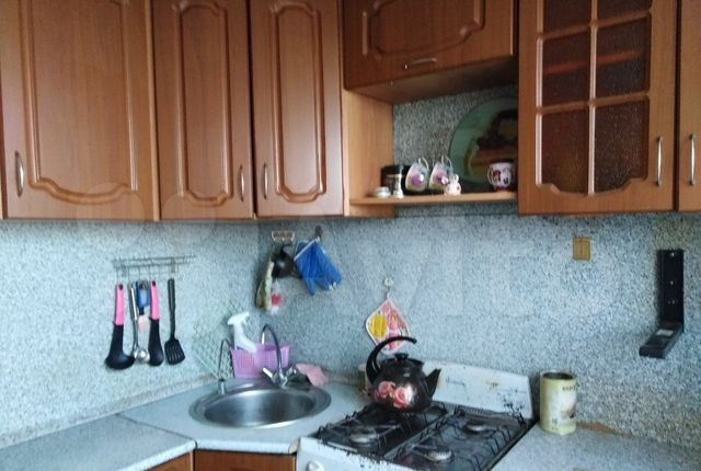 Аренда однокомнатной квартиры Электросталь, улица Победы 18к3, цена 15000 рублей, 2021 год объявление №1348942 на megabaz.ru