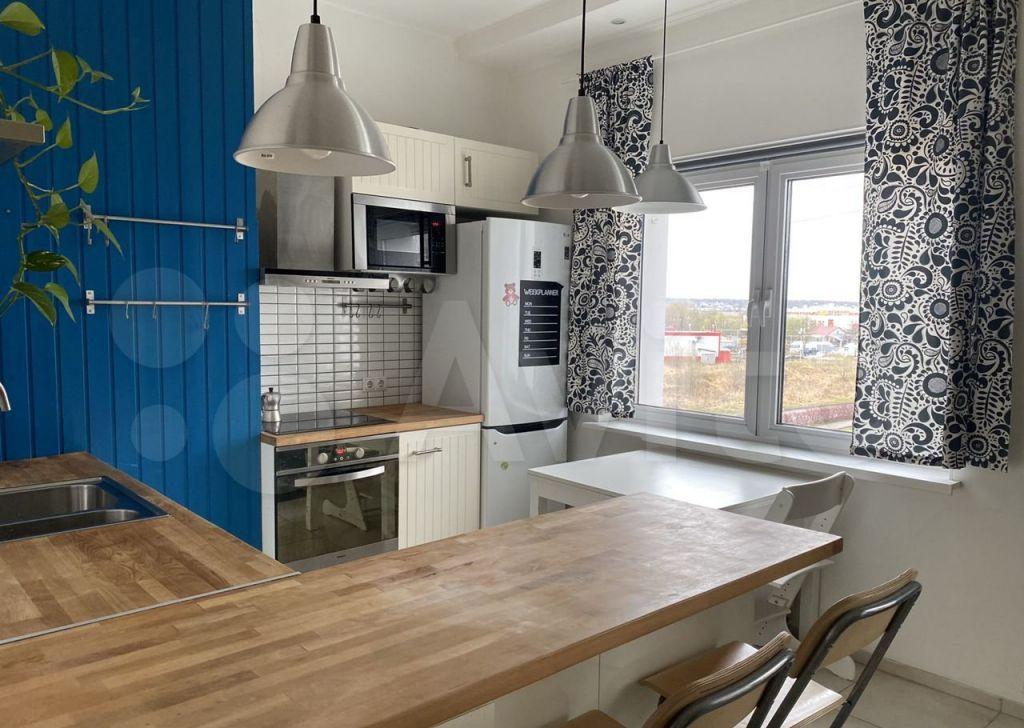 Продажа однокомнатной квартиры село Ромашково, Рублёвский проезд 40к4, цена 8950000 рублей, 2021 год объявление №625039 на megabaz.ru