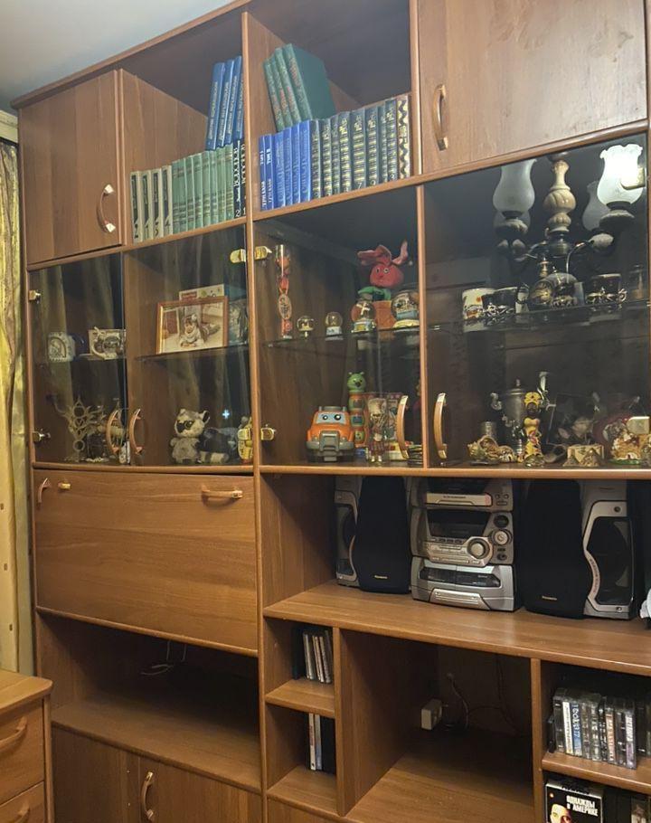 Продажа трёхкомнатной квартиры Москва, метро Красногвардейская, Ореховый бульвар 47/33, цена 12750000 рублей, 2020 год объявление №492806 на megabaz.ru