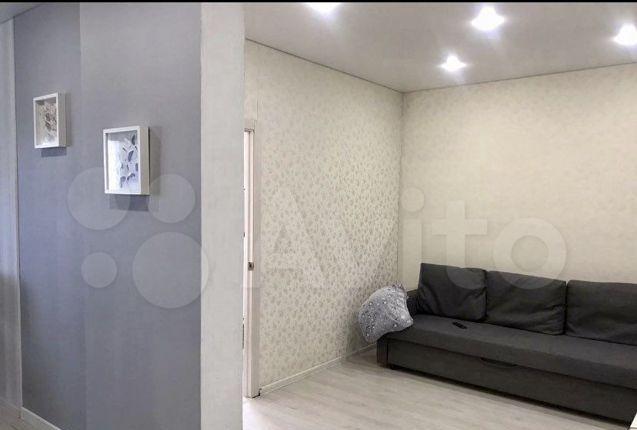 Аренда двухкомнатной квартиры поселок Биокомбината, цена 20000 рублей, 2021 год объявление №1300393 на megabaz.ru