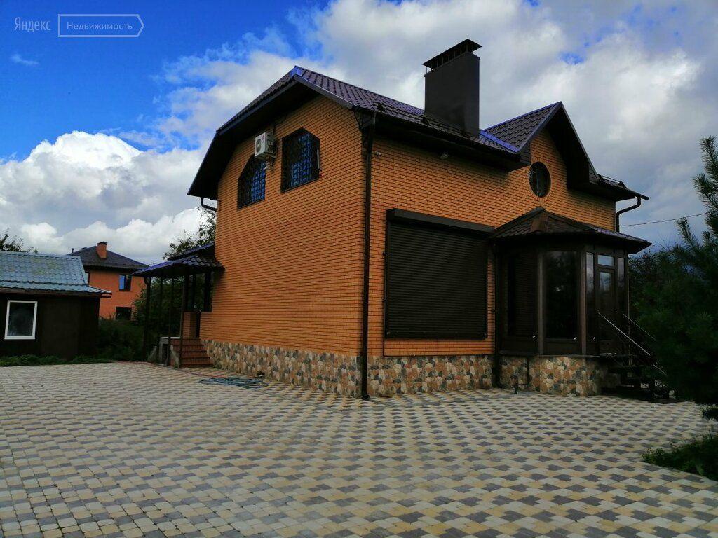 Продажа дома Кашира, Крестьянская улица 2, цена 11000000 рублей, 2020 год объявление №502161 на megabaz.ru