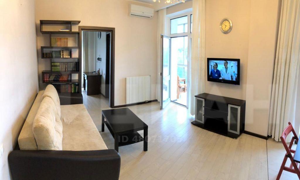 Продажа двухкомнатной квартиры поселок Поведники, Санаторная улица 9А, цена 8400000 рублей, 2020 год объявление №450304 на megabaz.ru
