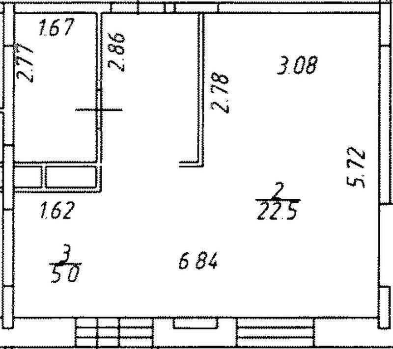 Аренда студии деревня Сабурово, метро Пятницкое шоссе, Парковая улица 20, цена 27000 рублей, 2021 год объявление №1339508 на megabaz.ru
