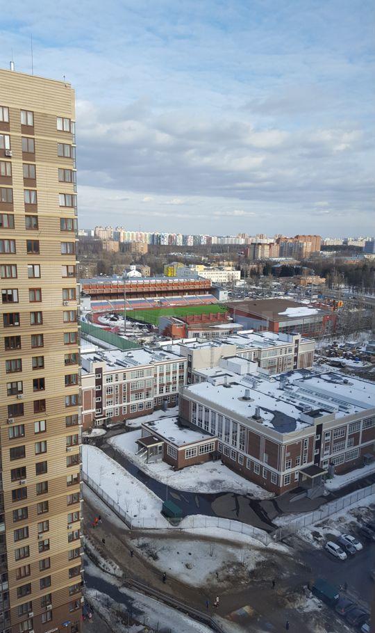 Аренда однокомнатной квартиры Долгопрудный, бульвар Космонавта Сереброва А.А. 4, цена 35000 рублей, 2021 год объявление №1363554 на megabaz.ru
