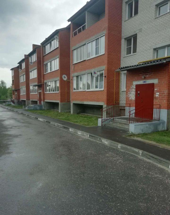 Продажа однокомнатной квартиры поселок Шатурторф, улица Красные Ворота 18А, цена 1600000 рублей, 2021 год объявление №496806 на megabaz.ru