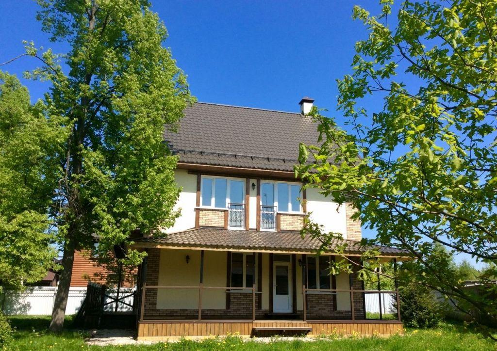 Продажа дома поселок Любучаны, Лесная улица, цена 11500000 рублей, 2020 год объявление №494533 на megabaz.ru