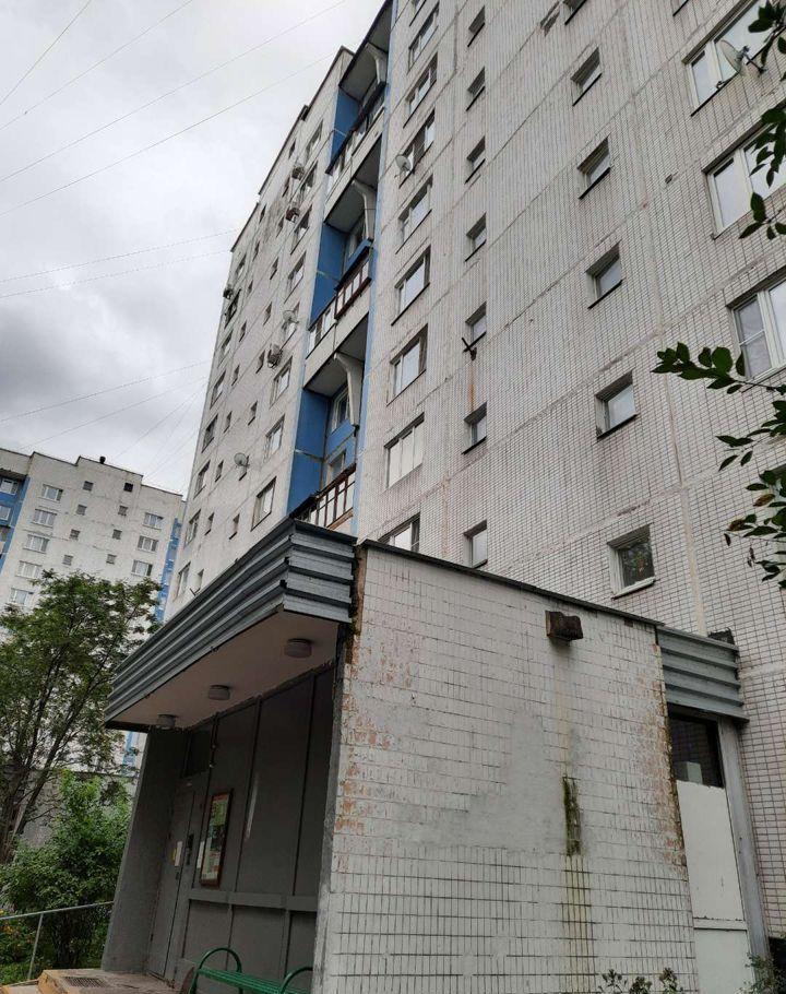 Продажа двухкомнатной квартиры Москва, метро Варшавская, Болотниковская улица 4к2, цена 11000000 рублей, 2021 год объявление №447847 на megabaz.ru