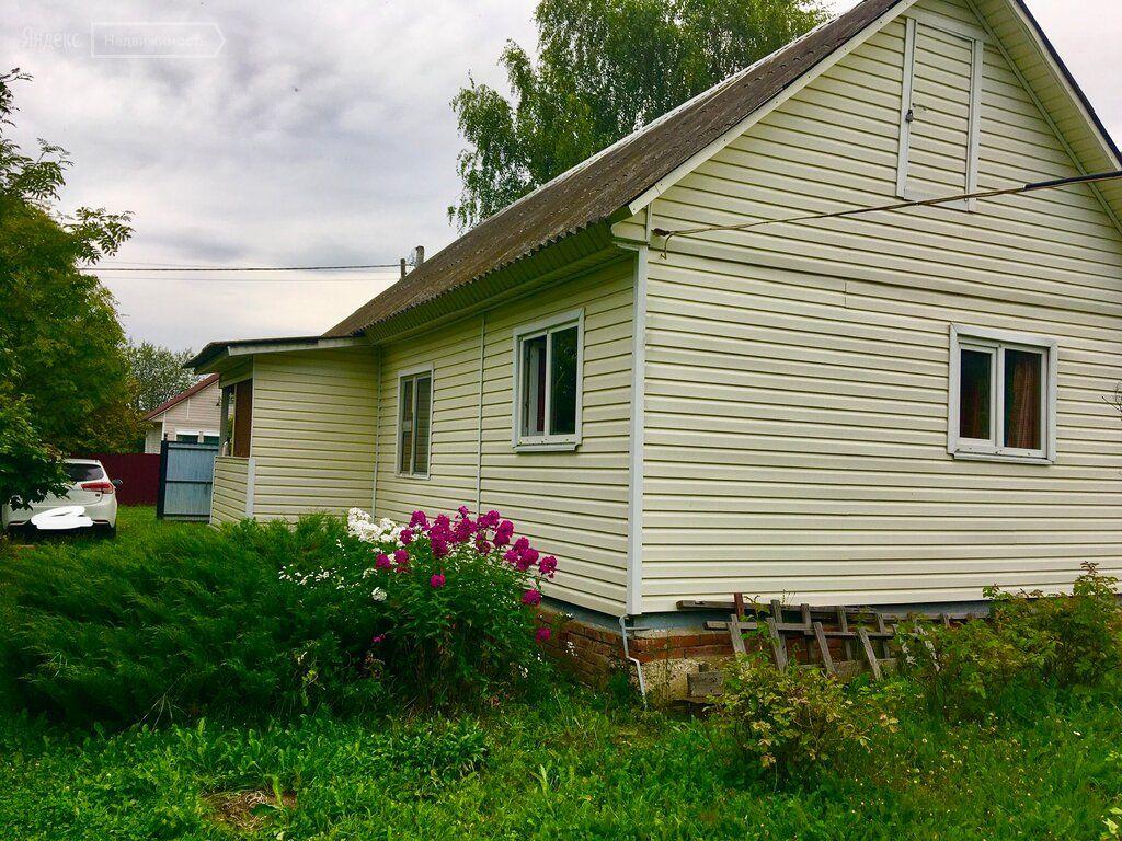 Продажа дома деревня Новосёлки, цена 900000 рублей, 2021 год объявление №544717 на megabaz.ru