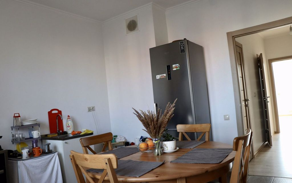Продажа двухкомнатной квартиры деревня Чёрная, Садовая улица 16, цена 6650000 рублей, 2021 год объявление №465424 на megabaz.ru