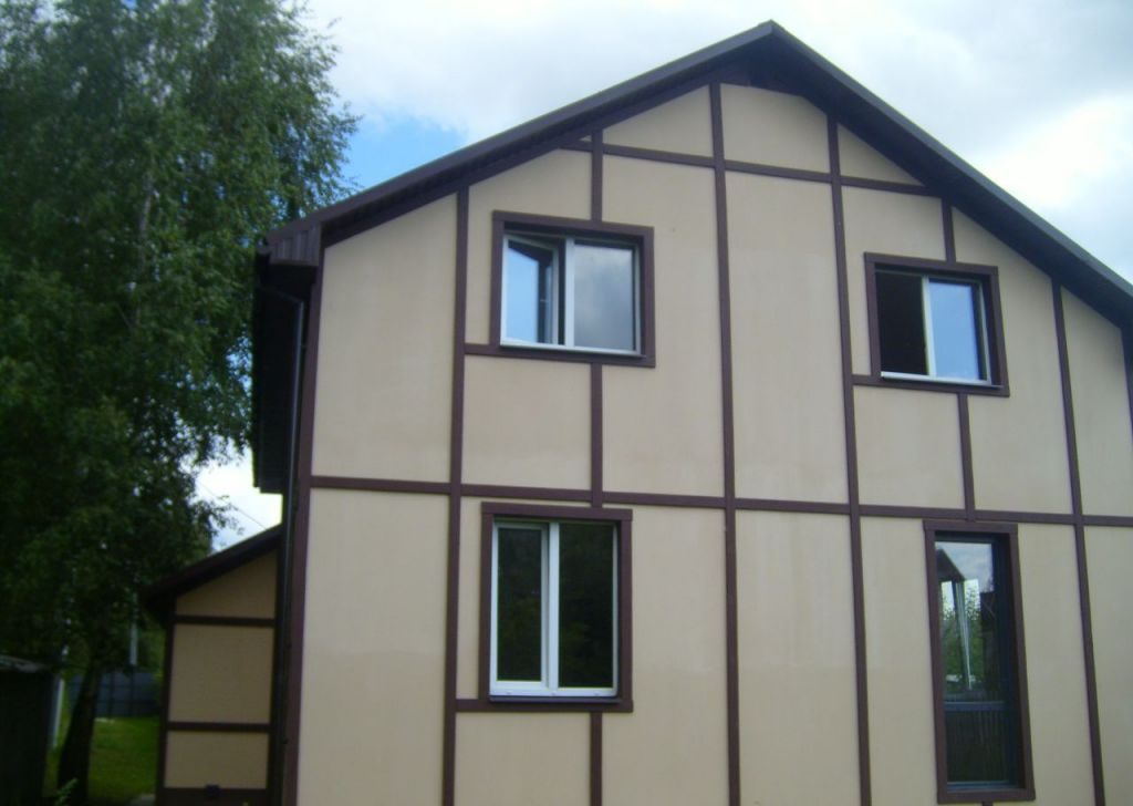 Продажа дома деревня Клишева, Огородная улица, цена 5299000 рублей, 2021 год объявление №357680 на megabaz.ru