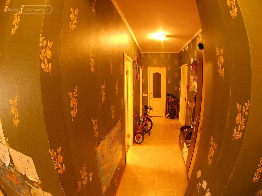 Продажа двухкомнатной квартиры дачный посёлок Лесной Городок, цена 6000000 рублей, 2020 год объявление №493733 на megabaz.ru