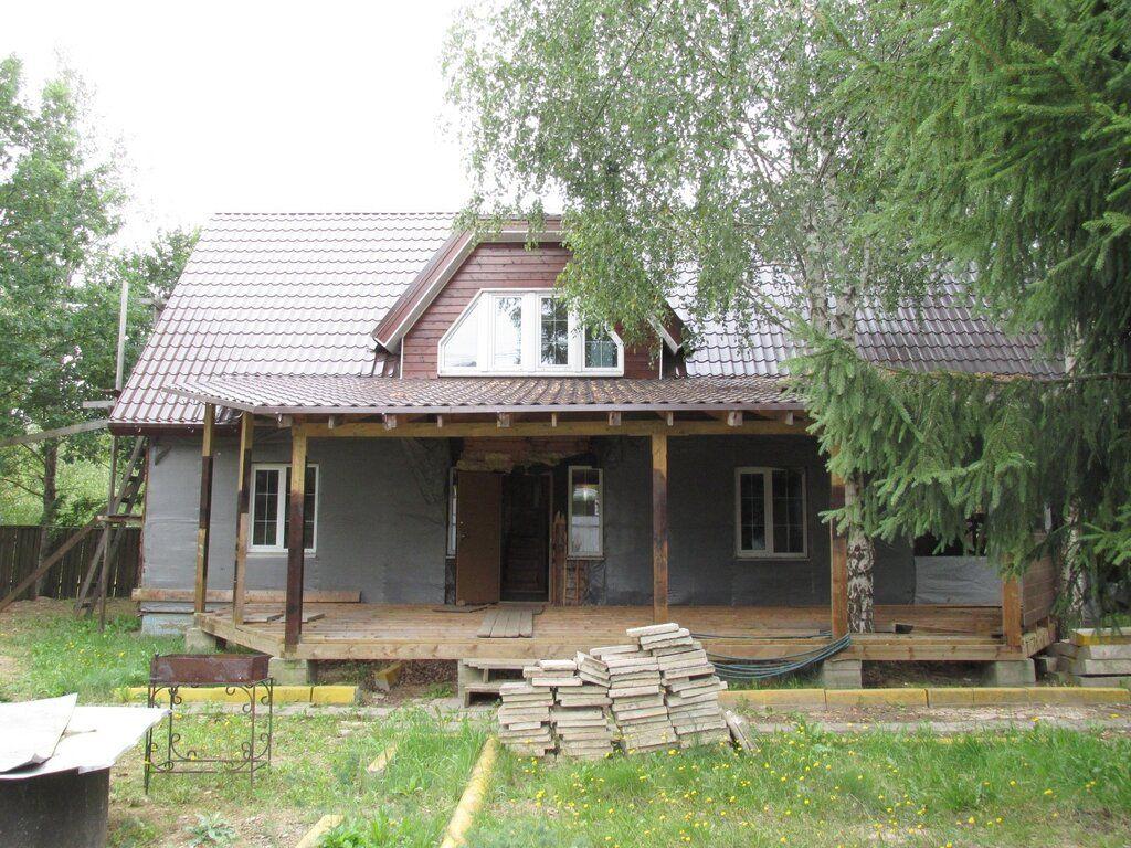 Продажа дома деревня Сивково, цена 5700000 рублей, 2020 год объявление №496068 на megabaz.ru