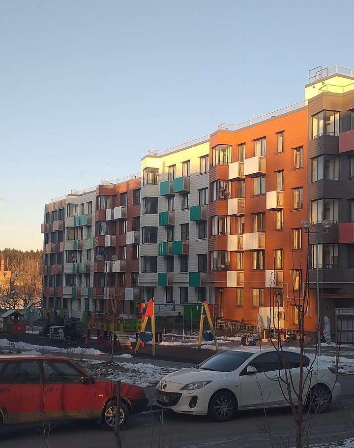 Аренда однокомнатной квартиры деревня Горки, Туровская улица 3, цена 21000 рублей, 2020 год объявление №1197343 на megabaz.ru