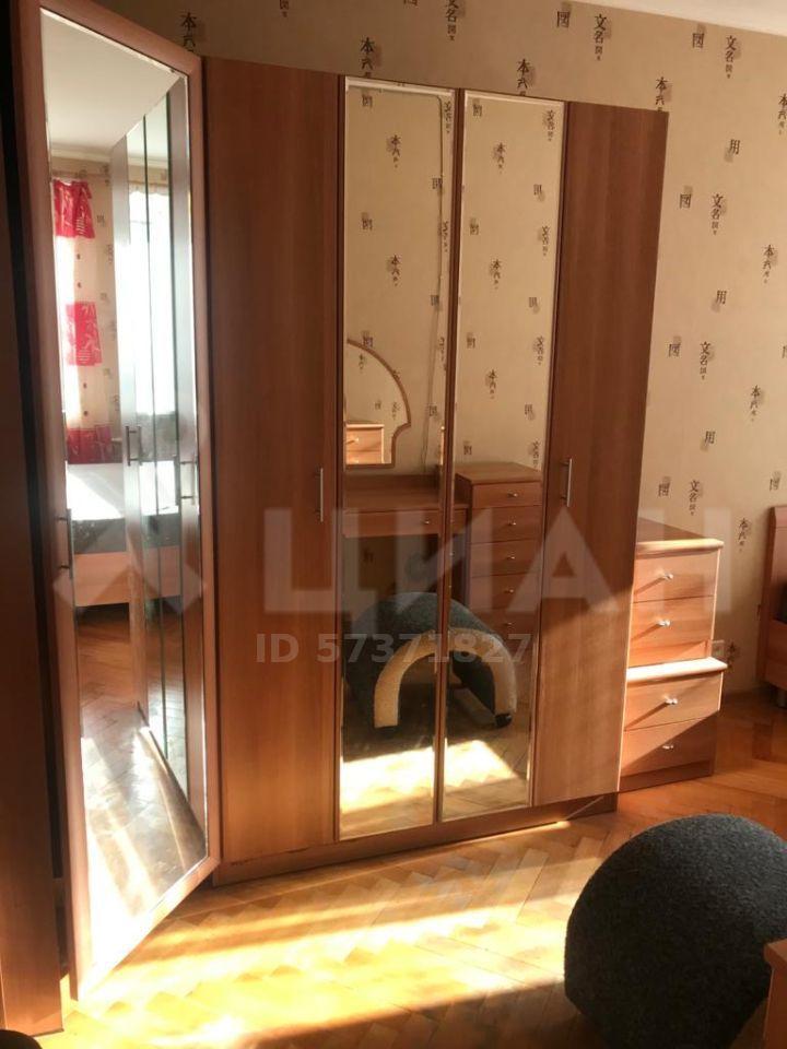 Аренда двухкомнатной квартиры Москва, метро Полежаевская, улица Куусинена 4Ак2, цена 48000 рублей, 2020 год объявление №1205569 на megabaz.ru