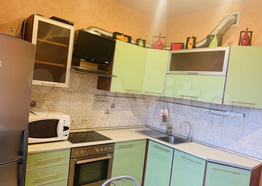 Аренда двухкомнатной квартиры Видное, Берёзовая улица 3, цена 35000 рублей, 2021 год объявление №1362287 на megabaz.ru