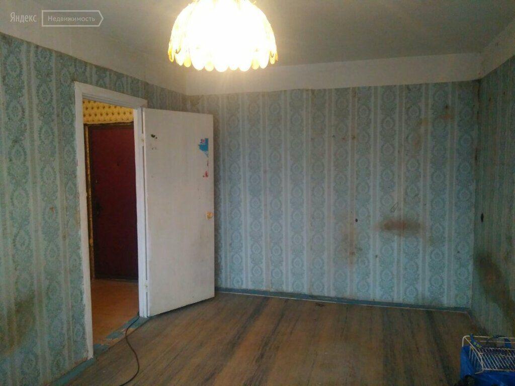 Продажа однокомнатной квартиры поселок Глебовский, улица Микрорайон 9, цена 2300000 рублей, 2021 год объявление №545318 на megabaz.ru