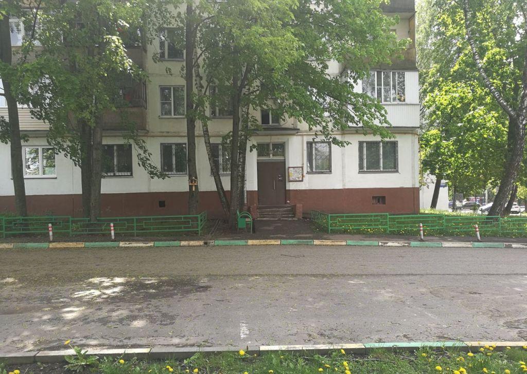 Продажа однокомнатной квартиры Видное, Советская улица 5, цена 3890000 рублей, 2020 год объявление №503132 на megabaz.ru