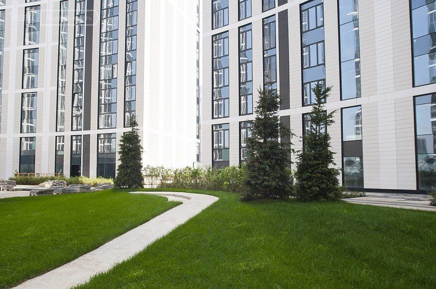 Продажа однокомнатной квартиры Москва, метро Фили, Береговой проезд 5Ак1, цена 11900000 рублей, 2021 год объявление №494154 на megabaz.ru