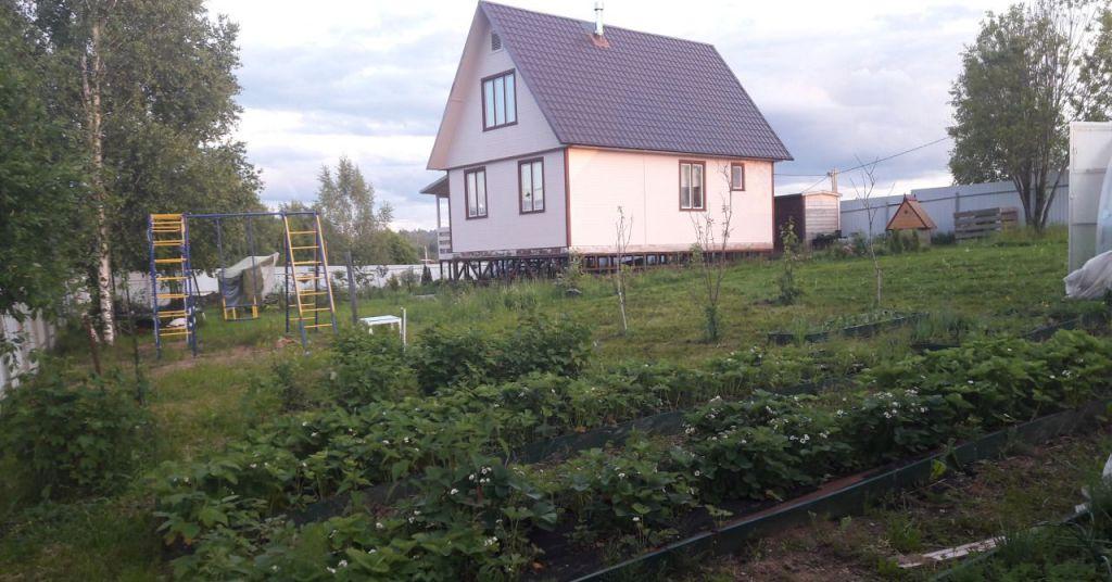 Продажа дома деревня Ивановское, цена 3500000 рублей, 2020 год объявление №495708 на megabaz.ru